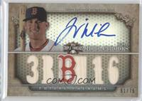 Will Middlebrooks /75
