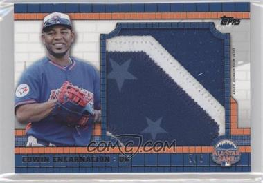 2013 Topps Update Series - All-Star Jumbo Patch #ASJP-EE - Edwin Encarnacion /6