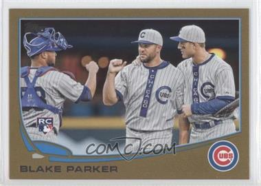 2013 Topps Update Series - [Base] - Gold #US172 - Blake Parker /2013