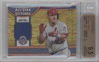 Mike Trout /50 [BGS 9.5]