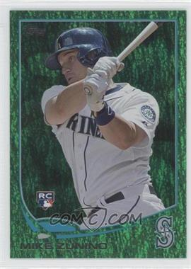 2013 Topps Update Series Emerald Foil #US126 - Mike Zunino