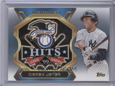 2013 Topps Update Series League Leaders Pins #LLP-DJ - Derek Jeter
