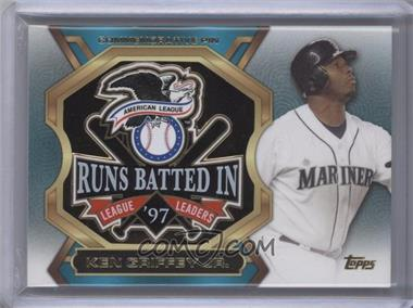 2013 Topps Update Series League Leaders Pins #LLP-KG - Ken Griffey Jr.