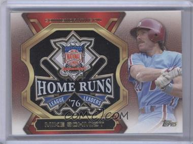 2013 Topps Update Series League Leaders Pins #LLP-MS - Mike Schmidt