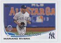 Mariano Rivera (Glove in Hand)