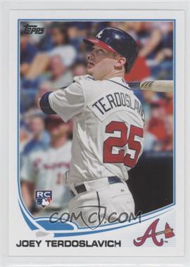 2013 Topps Update Series #US45 - Joey Terdoslavich