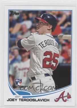 2013 Topps Update Series #US45 - Joey Terdoslavich