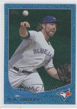 2013 Topps Wrapper Redemption [Base] Blue Slate #554 - R.A. Dickey