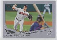 Zach McAllister /10