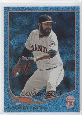 2013 Topps Wrapper Redemption Blue Slate #154 - Sergio Romo