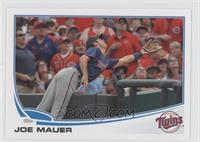 Joe Mauer (Great Catch)