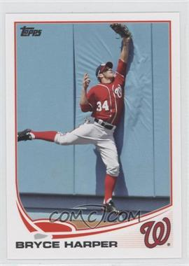 2013 Topps #1.1 - Bryce Harper (Great Catch)