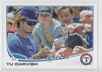 Yu Darvish Crowd Interaction