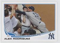 Alex Rodriguez (Great Catch)