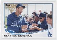 Clayton Kershaw Crowd Interaction
