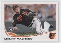 Manny Machado (Black Uniform)