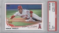 Mike Trout (Base) [PSA 9]