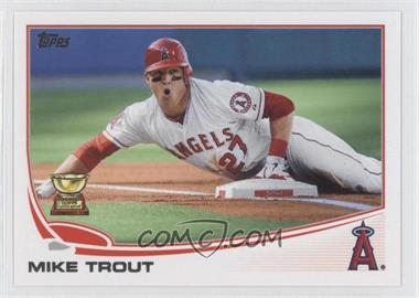 2013 Topps #27.1 - Mike Trout (Base)