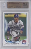 Jurickson Profar (Base) [BGS 9.5]