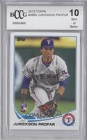 Jurickson Profar (Base) [ENCASED]