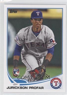 2013 Topps #286.1 - Jurickson Profar (Base)
