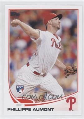 2013 Topps #646 - Phillippe Aumont