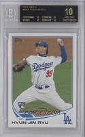 Hyun-jin Ryu (Base) [BGS 10 BLACK]