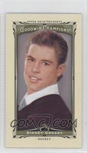2013 Upper Deck Goodwin Champions Mini #47 - Sidney Crosby