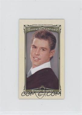 2013 Upper Deck Goodwin Champions Mini #47 - Sidney Crosby