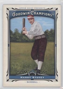 2013 Upper Deck Goodwin Champions #151 - [Missing]