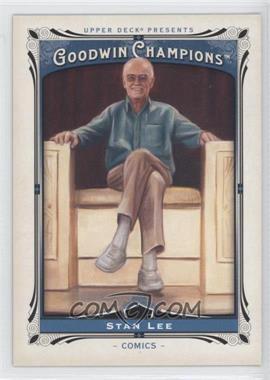 2013 Upper Deck Goodwin Champions #182 - Stan Lee
