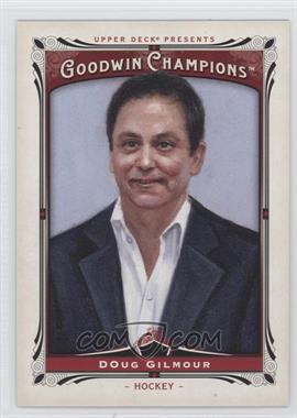 2013 Upper Deck Goodwin Champions #194 - [Missing]