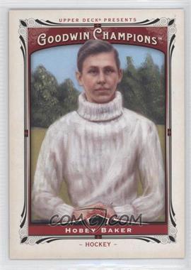 2013 Upper Deck Goodwin Champions #196 - [Missing]