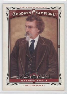 2013 Upper Deck Goodwin Champions #207 - [Missing]