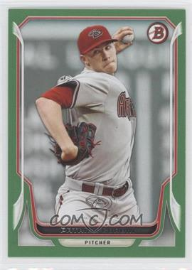 2014 Bowman - [Base] - Green #184 - Patrick Corbin /150