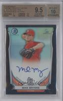 Mike Mayers /99 [BGS 9.5]