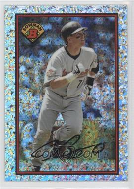 2014 Bowman 1989 Bowman is Back Silver Diamond Refractor #89BIB-CB - Craig Biggio