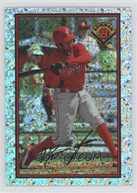 2014 Bowman 1989 Bowman is Back Silver Diamond Refractor #89BIB-MF - Maikel Franco