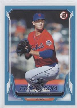 2014 Bowman Blue #36 - Matt Harvey /500