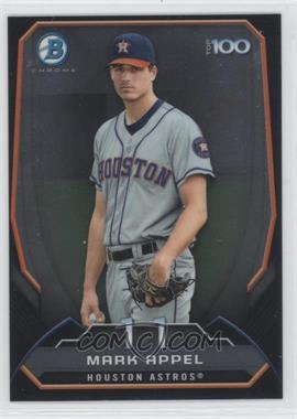 2014 Bowman Bowman's Top 100 Prospects Chrome #BTP-11 - Mark Appel