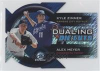 Kyle Zimmer, Alex Meyer /50