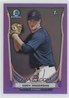 Cody Anderson /150