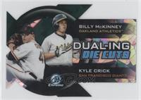 Billy McKinney, Kyle Crick /99