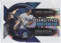 Corey Seager, Eddie Butler /99