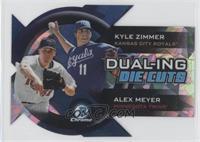 Kyle Zimmer, Alex Meyer /99