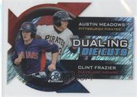 Austin Meadows, Clint Frazier /50