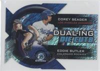 Corey Seager, Eddie Butler /50