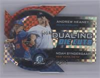 Andrew Heaney, Noah Syndergaard /25 [Mint]
