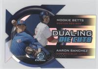 Mookie Betts, Aaron Sanchez
