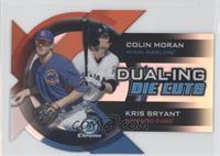 Colin Moran, Kris Bryant